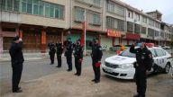 于都县公安局启动战时表彰机制表彰56名在抗击疫情中表现出色的民辅警