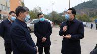 萍乡市政协副主席何义萍到湘东区督导企业和重点项目复工复产工作