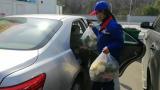 中国石化赣州石油帮助贫困户滞销农产品找到销路