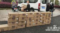 澳优乳业向袁州区社会福利中心捐赠一批爱心奶粉