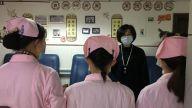 颜味餐饮向奉新县中医院医务人员捐赠爱心餐券