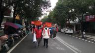 文明祭扫 绿色清明 ——宜春秀江街道高士社区开展新时代文明实践活动