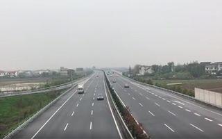 清明假期首日 江西省内高速通行总体平稳