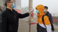 江西吉安县:防疫复课两不误  万名学生返校园