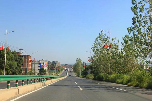 320国道莲花绕城线