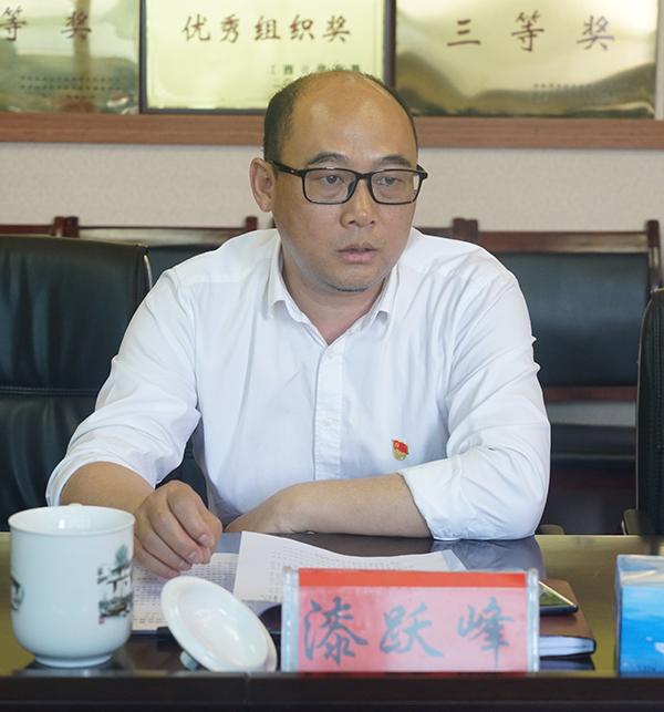 局党委第一书记、局长漆跃峰1