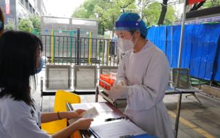 助力復工復產 南昌開設獨立核酸檢測門診