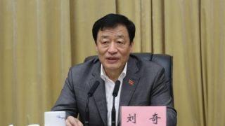 出席十三届全国人大三次会议的江西代表团离赣抵京