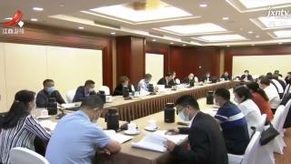 刘奇在审议全国人大常委会工作报告时指出 坚持党的领导人民当家作主依法治国的有机统一 努力推动新时代全省人大工作与时俱进创新发展