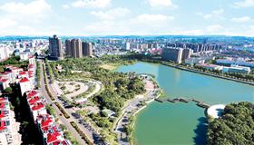 乐平:明珠城市正璀璨