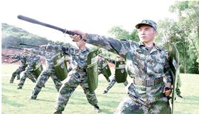 景德镇军分区组织开展2020年度民兵集训(图)
