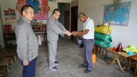 一个报修电话,彭泽县一村民获供电公司500元奖金