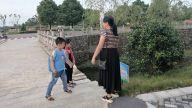 金溪秀谷镇文庄社区将防溺水工作落到实处