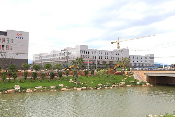 3 星星科技新建厂房