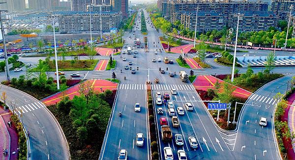 路网提升交通便利