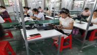 永新县高溪乡:扶贫车间新开业 群众欣喜展笑颜