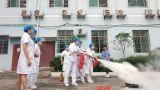 """赣州市第三人民医院:消防培训进医院  撑起生命""""保护伞"""""""