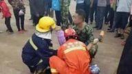 【暖新闻·江西2020】吉安吉州:民警联合消防、急救中心快速救下一名欲跳楼轻生女子