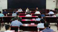 刘锋:加密会商 科学调度 夺取防汛抗洪工作全面胜利