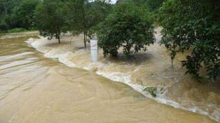 洪水红色预警  景德镇将发生超警戒7米洪水