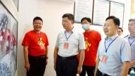 钟旭辉、袁炎带队巡考  各部门为莘莘学子保驾护航