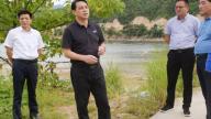 陈阳山调研环境保护工作