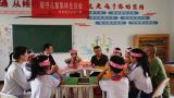 寻乌县三二五小学:有爱助成长  留守不孤单