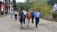 省高院领导调研指导珠山区法院党建工作