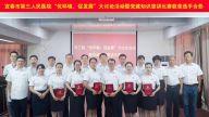 宜春市第三人民医院:红色宣讲比赛 筑牢党建根基