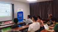 """萍乡安源:锦绣社区开展""""家庭自测血压 高血压病人自我管理""""健康讲座"""