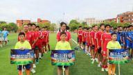 江西省第六届全民健身运动会抚州临川赛区足球比赛启动