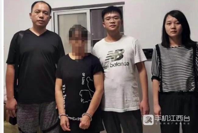 徐妻李某因涉嫌包庇罪被同案刑拘