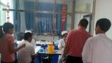 上饶市余干县连续三年为667名驻村扶贫干部免费体检