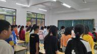 鹰潭市贵溪市泗沥中学开展爱国主义教育活动