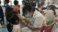 呵护健康 关爱成长  赣州市石城县大由乡卫生院开展儿童健康体检活动