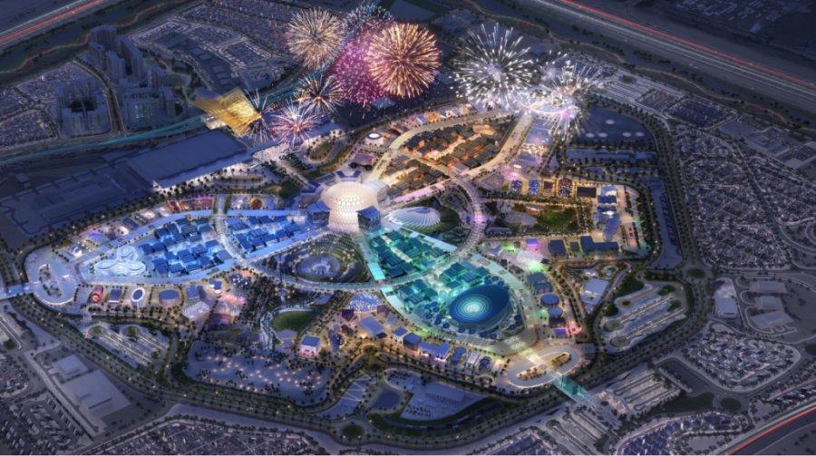 2020年迪拜世博会中华文化馆官方网站正式上线