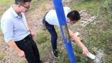 赣州市南康区镜坝镇中心小学开展红火蚁防控活动