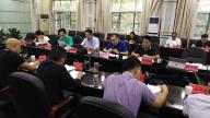 萍乡市国土空间总体规划编制调研组到安源区调研