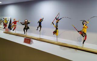 南昌这场作品展,200多幅作品全部由服刑人员创作