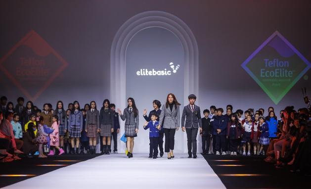 Teflon EcoElite携手elitebasic演绎SS39上海时装周