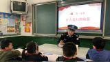 萍乡安源区多举措筑牢校园安全防护网