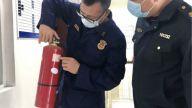 新余高速路政三大队邀请仙女湖区消防大队开展消防安全指导工作