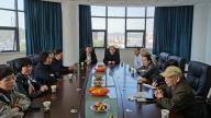 上饶市广丰区人民医院召开2020年重阳节老干部座谈会
