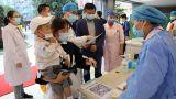 江西省计生协专职副会长罗礼生一行到九江市妇幼保健院调研