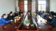 上饶市玉山县必姆中心小学举行退休教师欢送会
