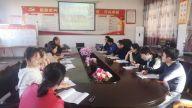 南昌县广福二中开展全员性公开教学评课活动