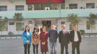 赣州市南康六中名师送教到浮石中学