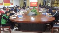 赣州市南康区唐江中学开展新入职教师教学设计大赛