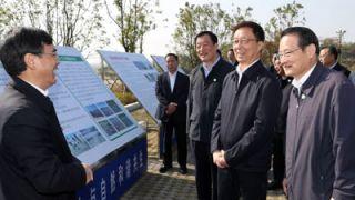 韩正在江西调研强调 强化创新驱动 坚持绿色发展 推动高质量发展取得新成效 丁学东肖亚庆随同调研 刘奇易炼红陪同调研