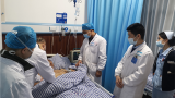 萍乡上栗县中医院多科室联合手术 成功挽救复合伤患者